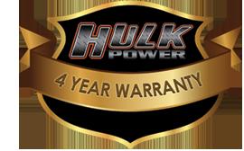 5 HP, 80 Gallon HULK Industrial Silent Air Compressor | 5HP Compressor